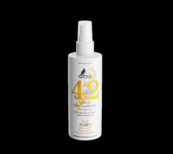 Sativa №42 Спрей-кондиционер для непослушных волос 150 мл