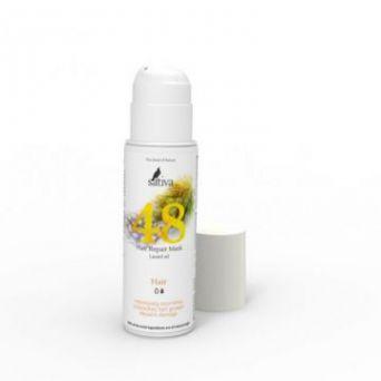 Sativa №48 Крем-маска для волос восстанавливающая 150 мл