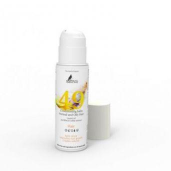 Sativa №49 Бальзам-кондиционер для нормального и жирного типа волос 150 мл