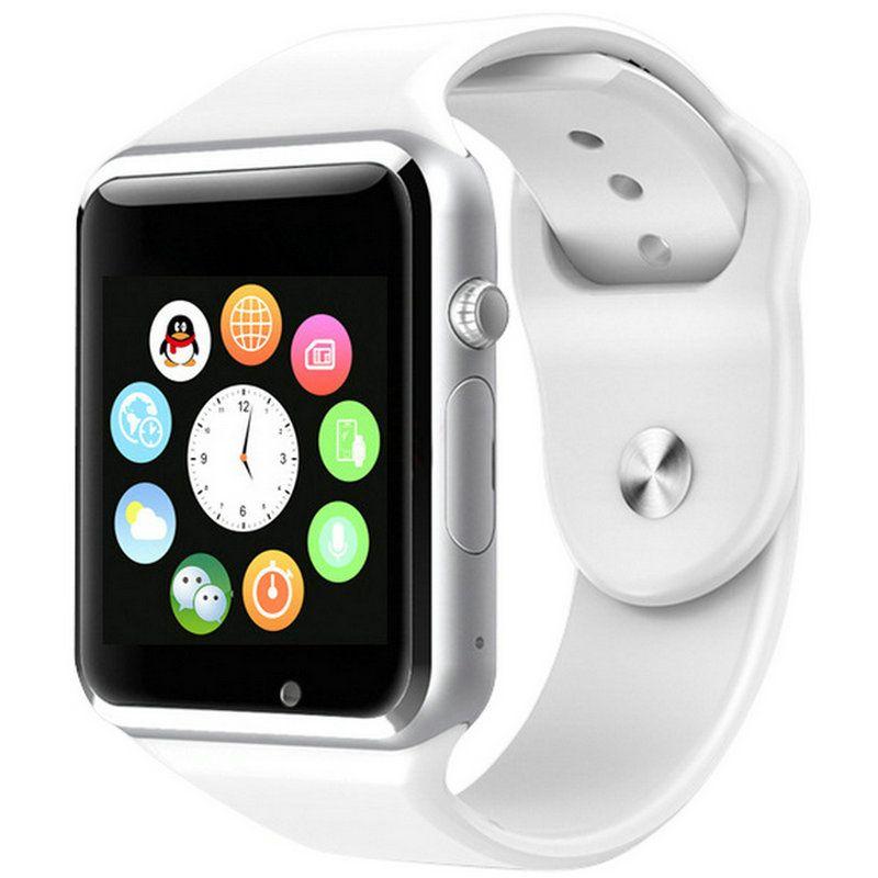 Умные часы Smart Watch W8, цвет белый