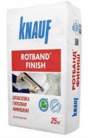 Шпатлевка Knauf ROTBAND FINISH, гипсовая финишная шпатлевка Ротбанд Финиш (25 кг)