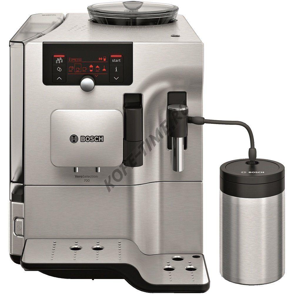 Кофемашина Bosch TES 80721 RW VeroSelection 700