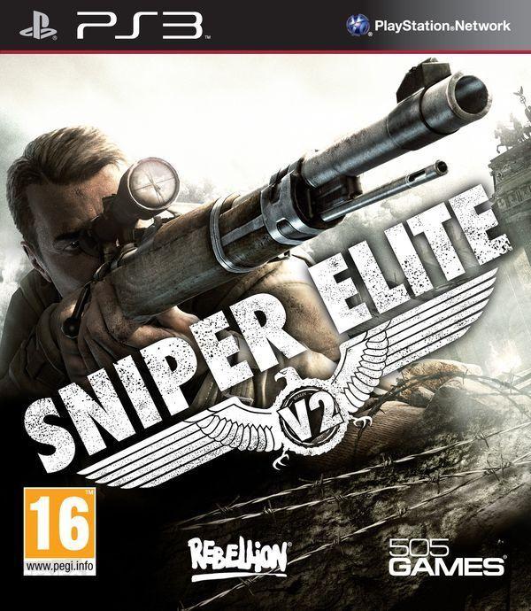 Игра Sniper Elite V2 (PS3)