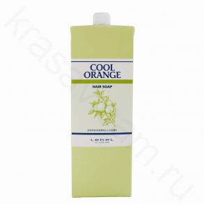 Lebel Cool Orange Hair Soap (в розлив)
