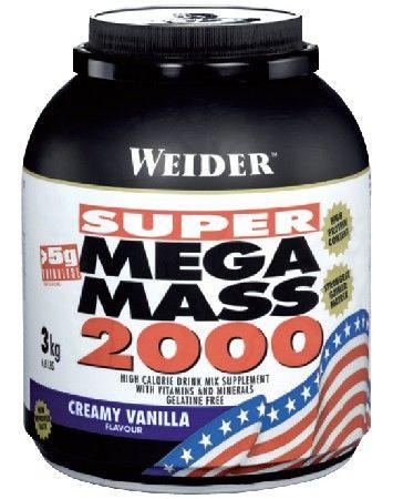 Mega Mass 2000 (3000 гр.)