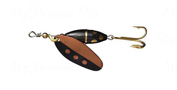 Блесна MYRAN PANTER HARR 3 г цвет Koppar