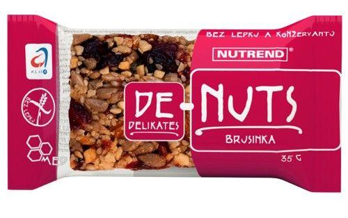 DE-NUTS Клюква (35 гр.)