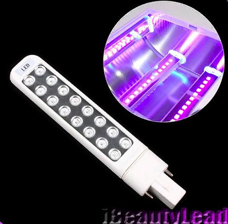 Запасная LED лампа 9 Вт