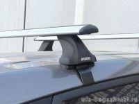 Багажник на крышу Chery Tiggo 5 (T21) 2014-..., Атлант, крыловидные дуги, опора Е