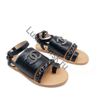 Шлепки - сандалии Chanel