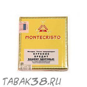 Сигариллы Montecristo Mini 10шт (Куба)