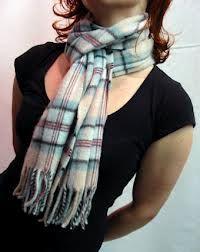 шарф 100% драгоценный кашемир , расцветка Диана, принцесса Уэльская (Роза)