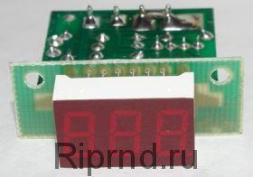 Амперметр постоянного тока АПТ-0,36-10А