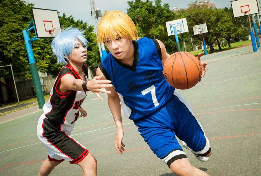 Баскетбольная форма Кисэ Рёта/Ryota Kise