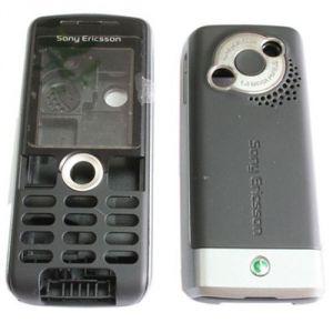 Корпус Sony Ericsson K510 (black)