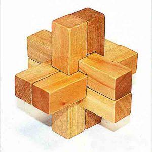 Головоломка деревянная К57