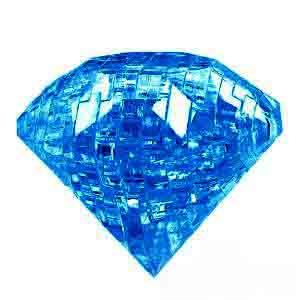Алмаз синий