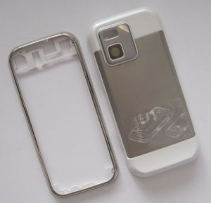 Корпус Nokia N97 mini (white)