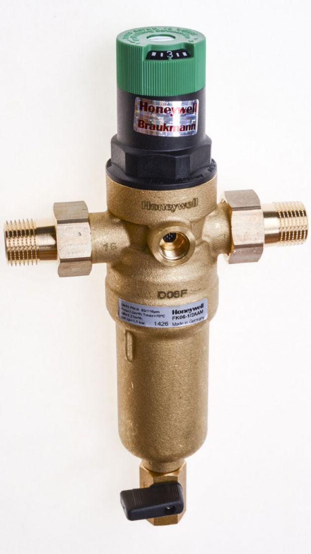 """FK06-1""""AAМ  фильтр 100мк  с редуктором  давления"""