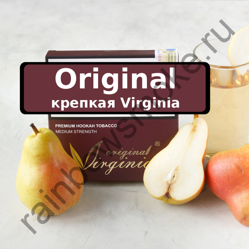 Original Virginia Original 200 гр - PearStyle (Груша)