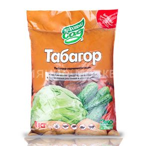 Табагор (горчично-табачная пыль)