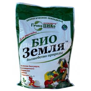 БиоЗемля для рассады Грин-ПИКъ, 5 л