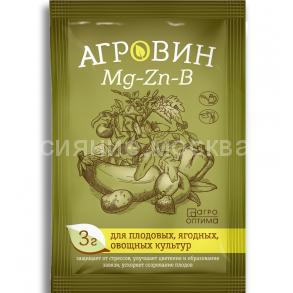 Агровин Mg-Zn-B, 3 гр.
