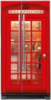 Наклейка на холодильник - Телефон 2 купить в магазине Интерьерные наклейки