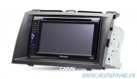 Carav 07-002 (2-DIN TOYOTA Land Cruier Prado 120 02-09/Lexus GX 470 02-09)