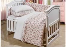 Постельное белье с одеялом и подушкой Бамбини для новорожденных Арт.1119/1