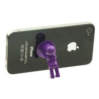 Настольный Держатель Мобильного Телефона 3D-Manstand, Цвет Фиолетовый