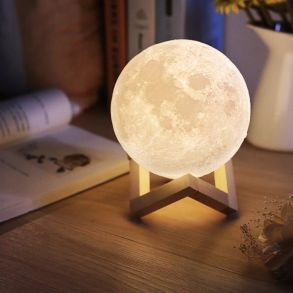 Ночник 3D Луна Moon Light