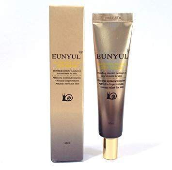 EUNYUL Snail Intensive Facial Care Eye Cream, 40ml