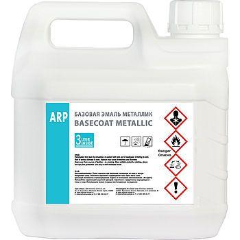 ARP Эмаль металлик 606 млечный путь, 3л.