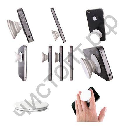 Держатель и подставка Popsockets для телефона под нанесение