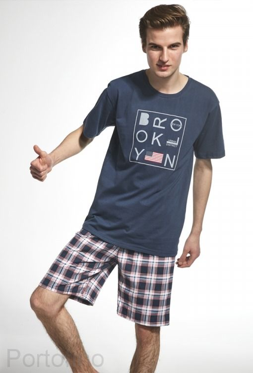 551-28 Пижама для мальчиков Cornette