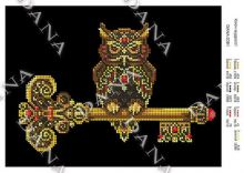 DANA-2381 Dana. Ключ Мудрости. А4 (набор 450 рублей)