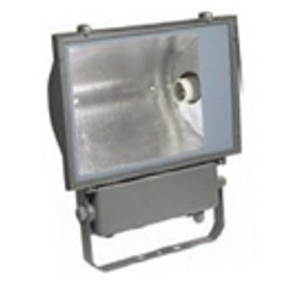 Прожектор ГО03-250-01 250W E40 серый симметричный  IP65 IEK