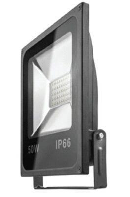 Светодиодный прожектор ОНЛАЙТ 50W OFL-50-4K-BL-IP65-LED