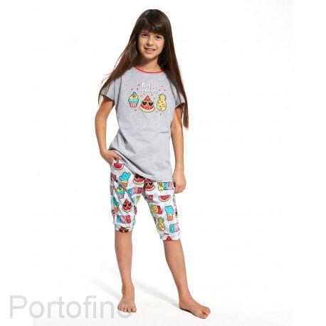080-59 Пижама для девочек Cornette