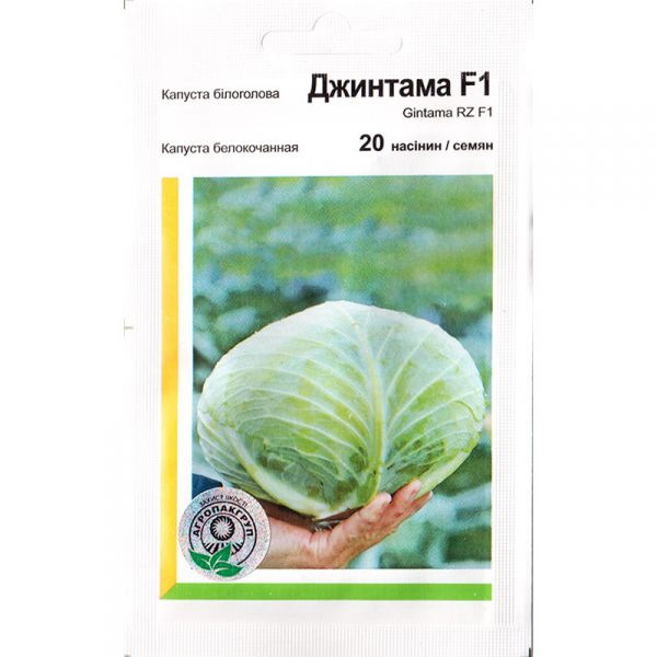 «Джинтама» F1 (20 семян) от Rijk Zwaan