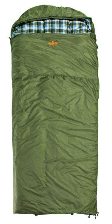 Спальный мешок Woodland BERLOGA 400 L до -18
