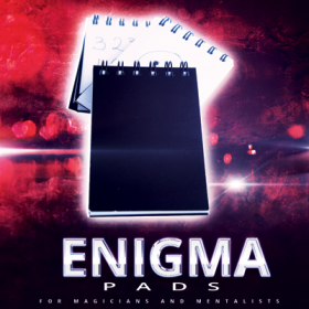 Enigma Pad by Paul Romhany