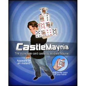 CastleMaynia (With DVD) by Andrew Mayne