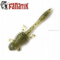 Мягкие приманки Fanatik Mik Maus 3,5'' 85 мм / упаковка 4 шт / цвет: 001