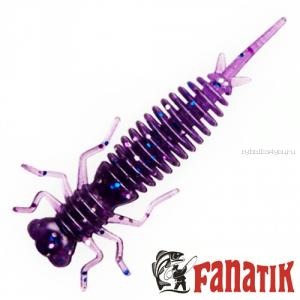 Мягкие приманки Fanatik Larva 4,5'' 115 мм / упаковка 5 шт / цвет: 008