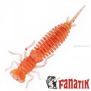 Мягкие приманки Fanatik Larva 4,5'' 115 мм / упаковка 5 шт / цвет: 017