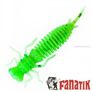 Мягкие приманки Fanatik Larva 4,5'' 115 мм / упаковка 5 шт / цвет: 020