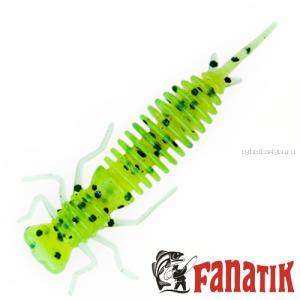 Мягкие приманки Fanatik Larva 4,5'' 115 мм / упаковка 5 шт / цвет: 022