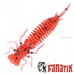 Мягкие приманки Fanatik Larva 4,5'' 115 мм / упаковка 5 шт / цвет: 023